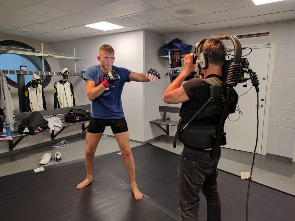 Cameracrew Sweden